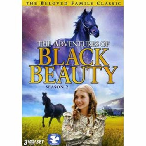 The Adventures of Black Beauty: Season 2 [3 Discs]