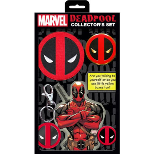 Marvel Extreme Deadpool Collector's Set