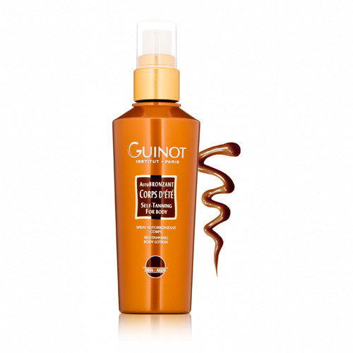 AutoBRONZANT Corps D'Ete Self-Tanning For Body (5.2 oz.)