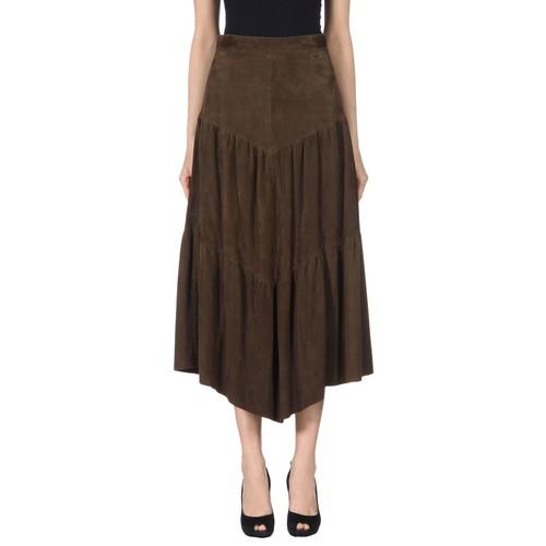 SAINT LAURENT 3/4 Length Skirt