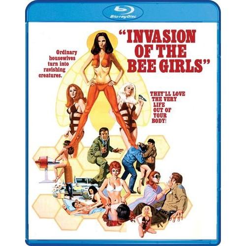 Invasion of the Beegirls [Blu-ray] [1973]