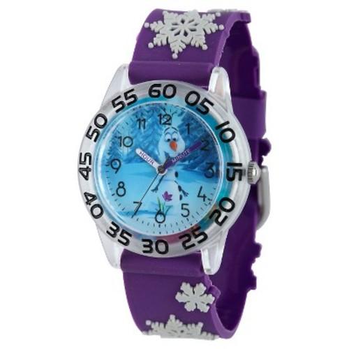 Boys' Disney Frozen Olaf Watch - Purple