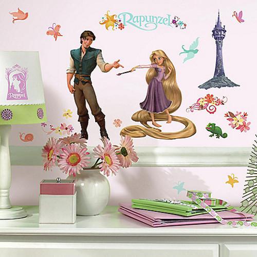 RoomMates Disney Tangled Peel & Stick Wall Decals