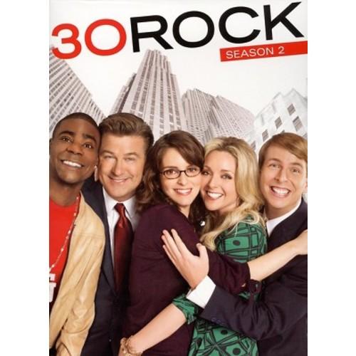 30 Rock: Season 2 [2 Discs]