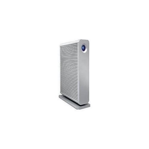 LaCie d2 Quadra USB 3.0 - Hard drive - 4 TB - external ( desktop ) - FireWire 800 / USB 3.0 / eSATA-300 - 7200 rpm