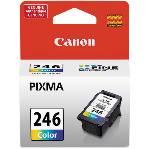 Canon CL-246 Standard-Capacity Ink Cartridge - Multi-Color