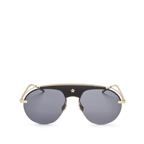 DIOR Dio(R)Evolution Aviator Sunglasses, 58Mm