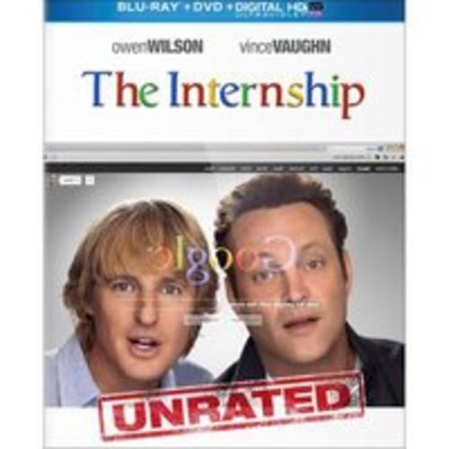 The Internship [2 Discs] [Includes Digital Copy] [Blu-ray/DVD]