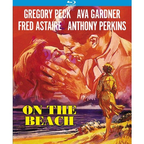 On the Beach [Blu-ray]: Gregory Peck, Ava Gardner, Fred Astaire, Anthony Perkins, Donna Anderson, Stanley Kramer: Movies & TV
