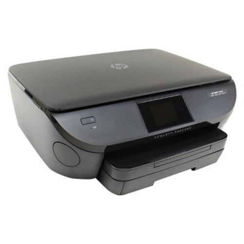 HP Envy 5660 Wireless All-in-One Photo Printer with Mobile Printing, Instant Ink Ready - Black (Pre-Owned/Certified - No Ink Included)