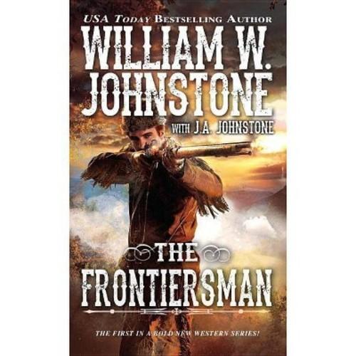 Frontiersman (Paperback) (William W. Johnstone)