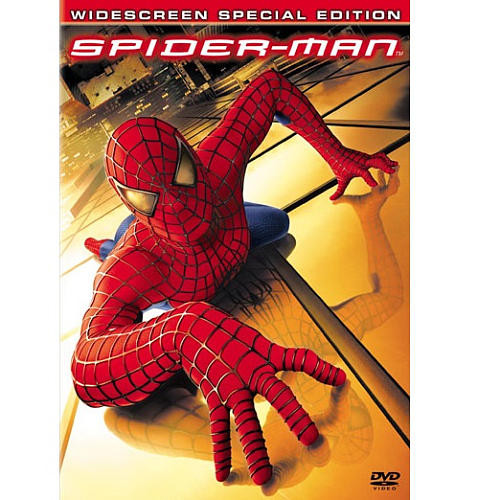 Spider-Man DVD - Widescreen Special Edition