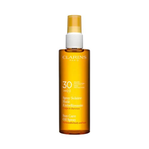 Sunscreen Care Oil Spray SPF 30, Body & Hair, 5 oz./ 15 mL
