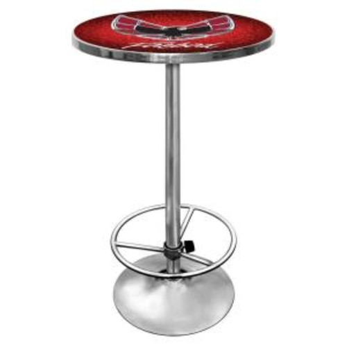 Trademark Pontiac Firebird Red Pub/Bar Table
