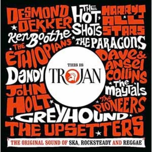 This Is Trojan [Vinyl]