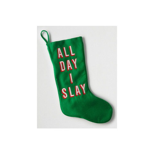 Twelve NYC Slay Stocking