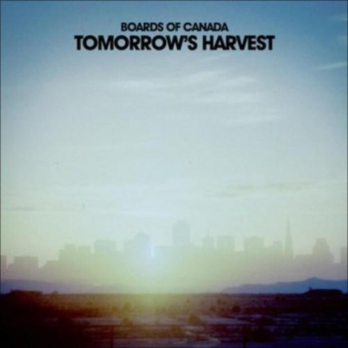 Tomorrow's Harvest [CD]