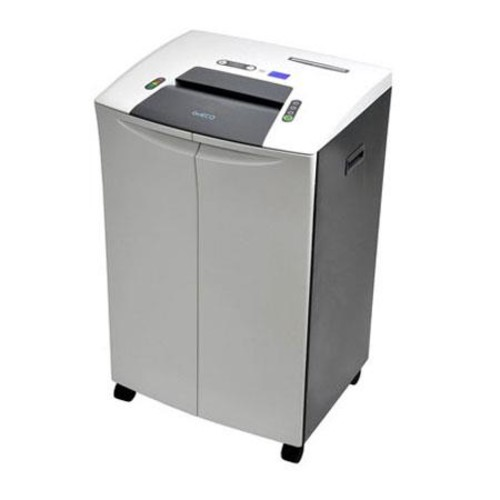 GoECOlife GXC1631TD 16-Sheet Wide Entry Cross-Cut Green Commercial Shredder GXC1631TD