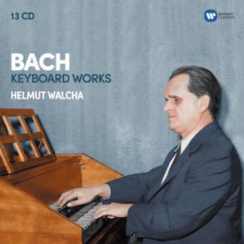 Bach: Keyboard Works/Cd Helmut Walcha