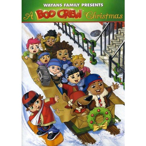 Wayans Family Presents: A Boo Crew Christmas Special: David Alan Grier, Marlon Wayans, Shawn Wayans, Charlie Murphy: Movies & TV