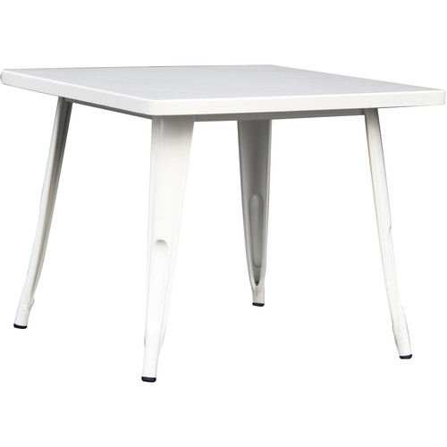 Ace Casual Furniture True White End Table