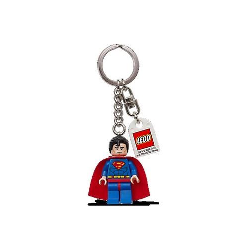 LEGO Super Heroes Superman Key Chain