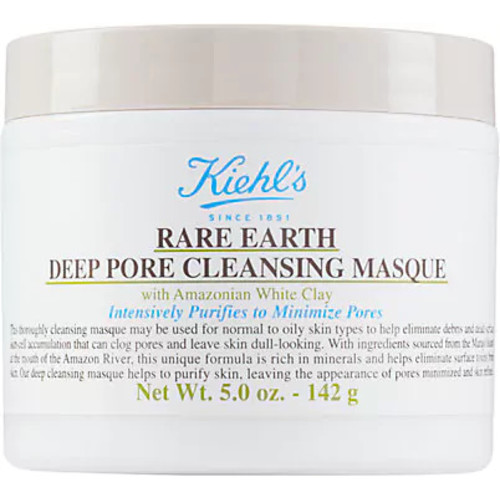 Kiehl's Since 1851 Rare Earth Pore Cleansing Masque