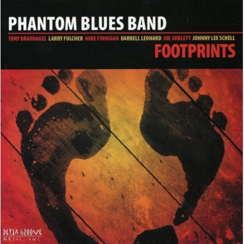 Footprints [CD]