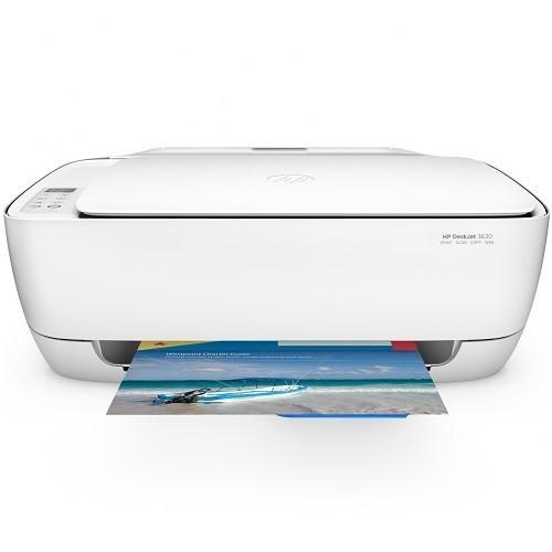 HP Inc. DeskJet 3630 All-in-One Printer - (F5S57A#B1H)
