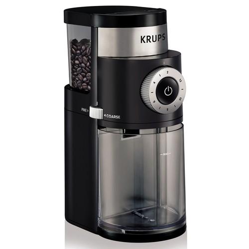 Krups Professional Burr Grinder - 12 cup