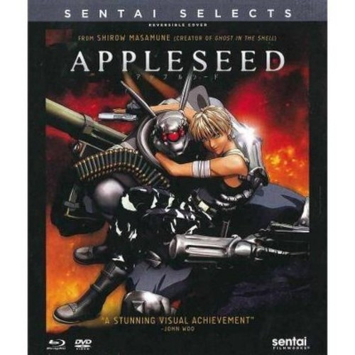 Appleseed [2 Discs] [Blu-ray/DVD]