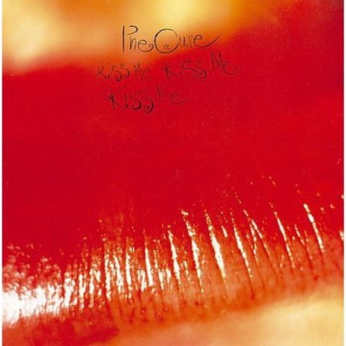 Cure - Kiss Me Kiss Me Kiss Me [CD]