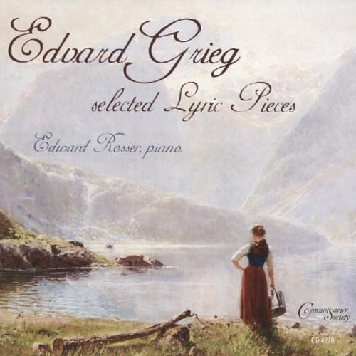 Edvard Grieg: Selected Lyric Pieces [CD]