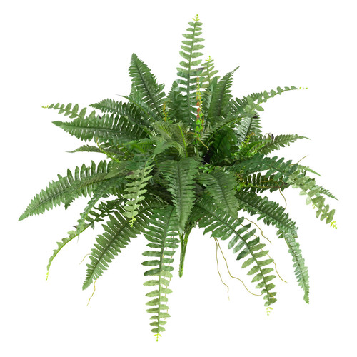 Nearly Natural 40 Boston Fern (Set of 2)