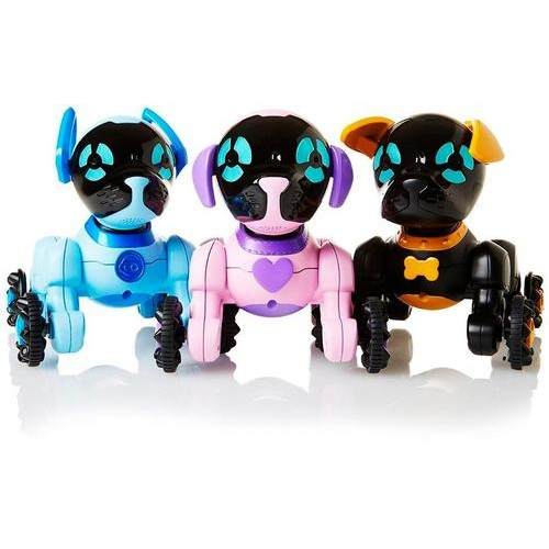 WowWee - Chippies Chippette Robot Dog