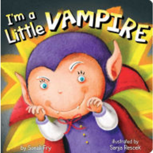 I'm a Little Vampire: with audio recording