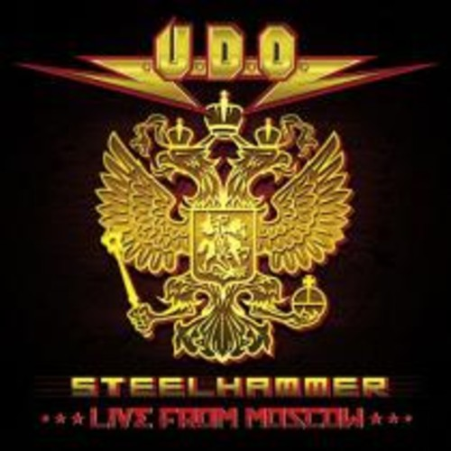 Steelhammer Live from Moscow [CD/DVD] [CD & DVD]
