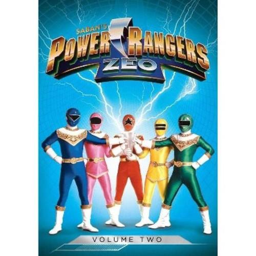 Power rangers zeo:Vol 2 (DVD)