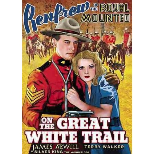 Renfrew Of The Royal Mounted: On The Great White Trail (DVD)