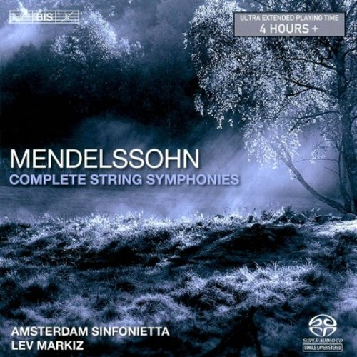Mendelssohn: Complete String Symphonies (SACD)