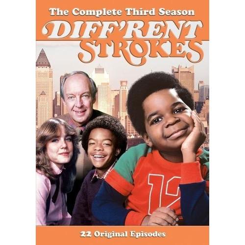 Diff'rent Strokes: The Complete Third Season [2 Discs] [DVD]