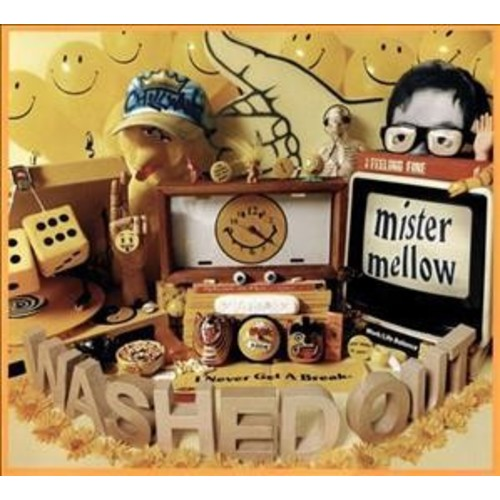 Washed Out - Mister Mellow (CD)