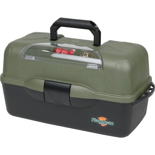 Flambeau XLT 3-Tray Classic Tackle Box