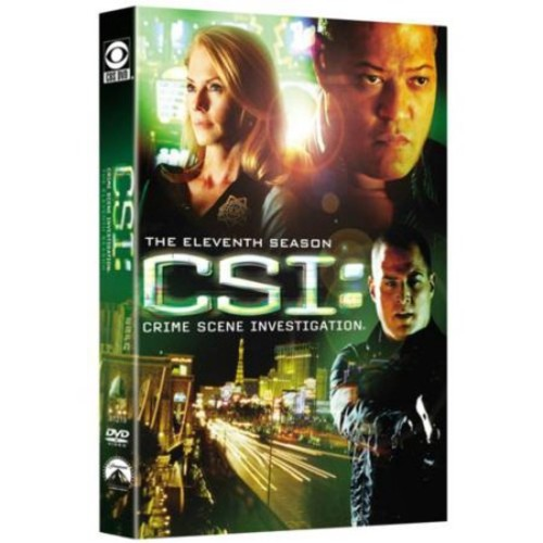 CSI: Crime Scene Investigation - Eleventh Season (DVD)