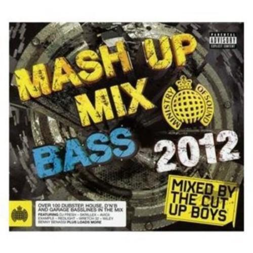 Mash Up Mix Bass 2012 [CD]
