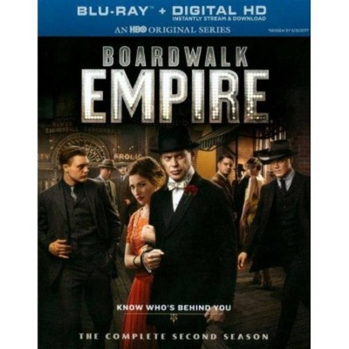 Boardwalk Empire: Complete Second Season (Blu-ray Disc)