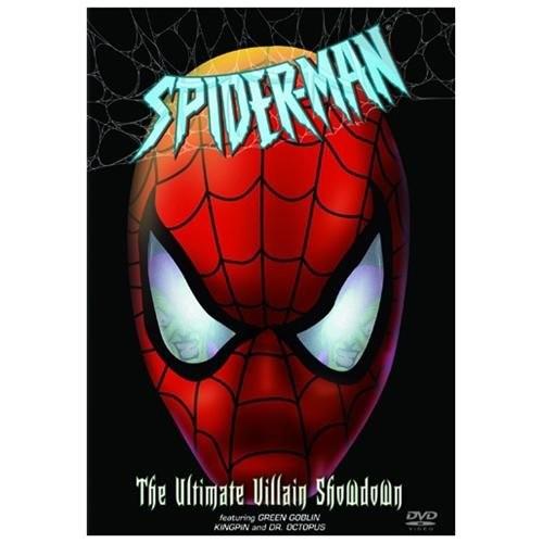Spiderman-Ultimate Villian Showdown