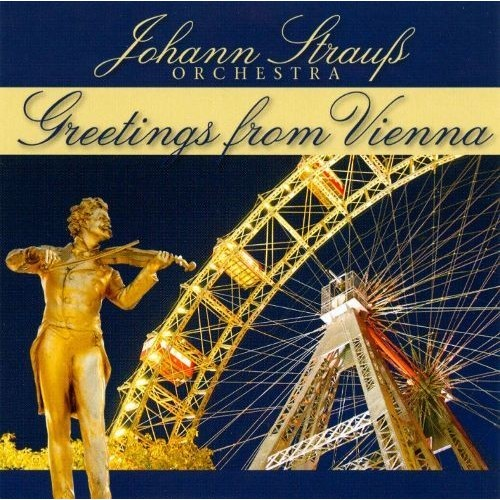 Greetings from Vienna [CD]