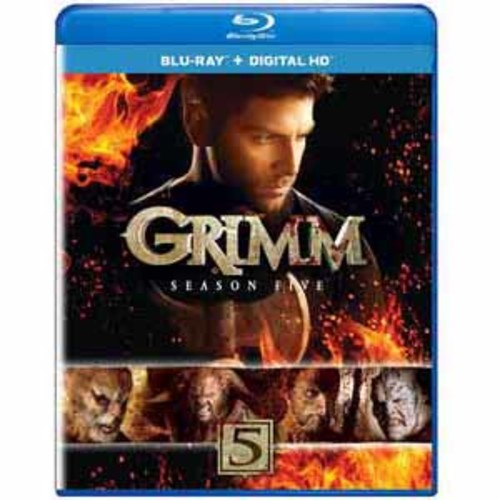 Grimm: Season Five [Blu-Ray] [Digital HD]
