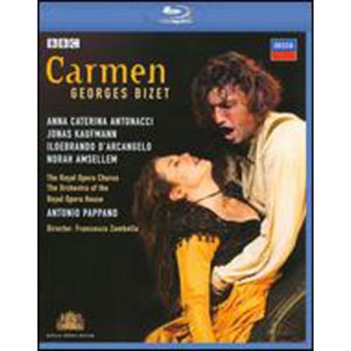 Carmen [Blu-ray] WSE 2/DHMA